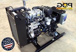 10 kw Diesel Generator Perkins EPA TIER 4 Final -Single phas