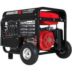 DuroStar DS10000E 10000-Watt 18-Hp Gas Generator w/ Electric