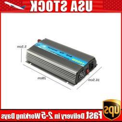 1000W 110V MPPT Grid Tie Solar Inverter Fr Wind Turbine Sola