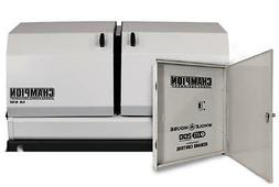 Champion 100294 14kW Standby Power Backup Generator LP Propa