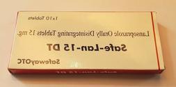 120 Prevacid 24hr DISSOLVING Tablets - 15mg generic Lansopra