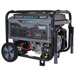 🔥✅Pulsar 12000 Watt Portable Dual Fuel Propane/Gas Gene