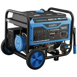 Pulsar 12000W Dual Fuel Gas/Propane Portable Generator Elect
