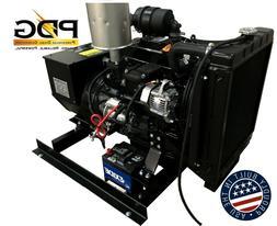 14 kW Diesel Generator Isuzu