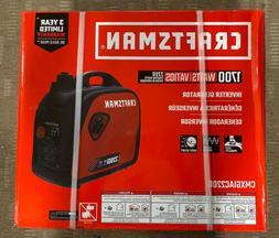 Craftsman 1700w Gas Inverter Generator CMXGIAC2200 2200 Star