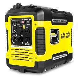 2000 Watt Portable Digital Inverter Quiet Generator EPA CARB