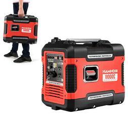 2000W Portable Inverter Gasoline Generator Ultra Quiet 4 Str
