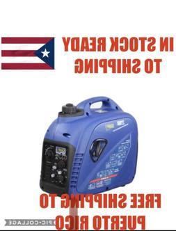 Quipall 2200I GASOLINE Portable Inverter Gene FREE SHIPPING
