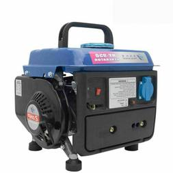 220V Portable silent gasoline generator Camping Inverter Gen