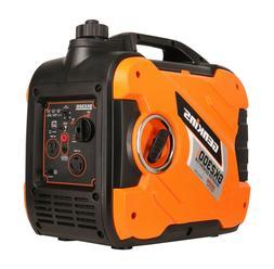 Genkins 2300 Watt Portable Inverter Generator Gas Powered Ul