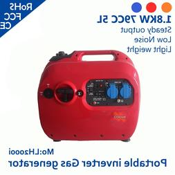 2KW 79cc 5L 120V/230V large capacity Steady output Low Noise