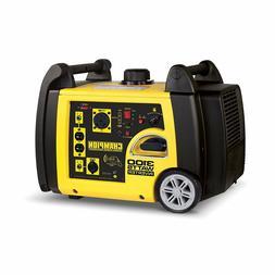 Champion Power Equipment 3,100-Watt Gasoline Remote Start In
