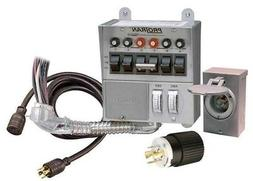 31406CWK RELIANCE INDOOR TRANSFER SWITCH KIT  FOR PORTABLE G
