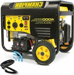 Champion 3500-Watt RV Ready Portable Generator with Wireless