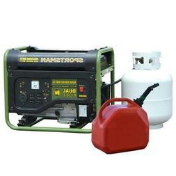 Sportsman 4000 Watt Dual Fuel Gas/Propane Portable Generator