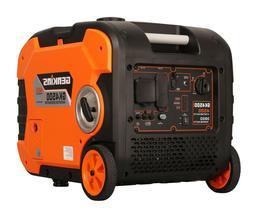 GENKINS 4500 Watt Portable Inverter Generator Gas Powered Ul