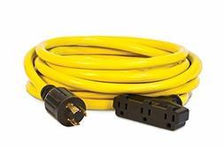 Champion Power Equipment 48034 30-Amp Power Cord for 120-vol