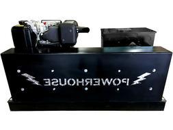 5 kW Diesel Generator Prepper Unit