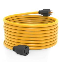 50 FT 30 Amp L14-30 4 Prong Generator Power Cord 125/250V UL