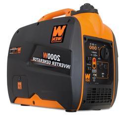 WEN 56200i 2000W Gas-Powered Portable Inverter Generator