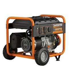Generac-5939 5500 W Portable Generator - 49 State