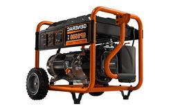 Generac 5940, 6500 Running Watts/8000 Starting Watts, Gas Po