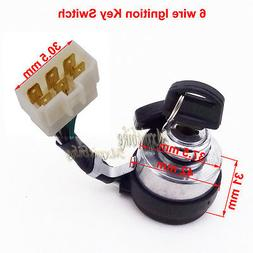 6 Wire On Off Start Key Switch For XP4400E Generator XP4400E