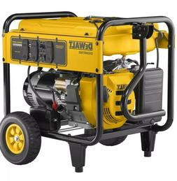 DeWALT 7000 Watt Portable Generator | Electric Start | DXGNR