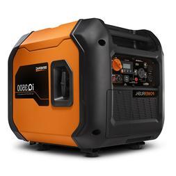 Generac 7127 iQ3500-3500 Watt Portable Inverter Generator Qu