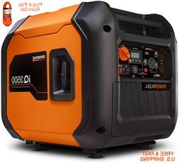 GENERAC 7127 iQ3500 Watt Portable Inverter Generator Quiet 2