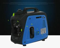 800W Portable Silent Camping Gasoline Power Inverter Generat