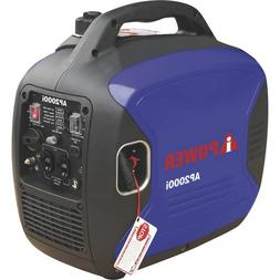 A-iPower Inverter Generator - 2000 Surge Watts, 1600 Rated W