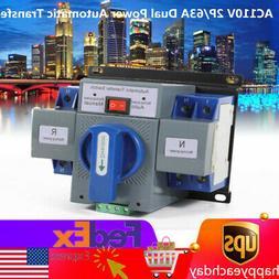 AC110V 2P/63A Dual Power Automatic Transfer Switch Generator