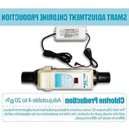 Adjustable in ground pools EC20 Salt cell Salt Water Pool Ch
