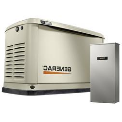 Generac 7030 9/8kW Air-Cooled 16 Circuit LC NEMA3 Standby Ge
