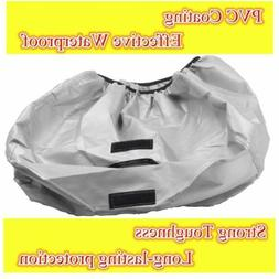 weather silver polyester dust cover accessories