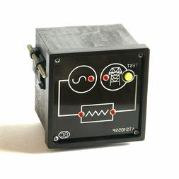 automatic transfer switch controller between mains