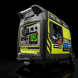 Ryobi Bluetooth 2,300-Watt Super Quiet Gasoline Powered Digi