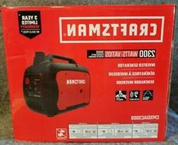 Brand new Craftsman CMXGIAC3000 2300 Watts Portable Inverter
