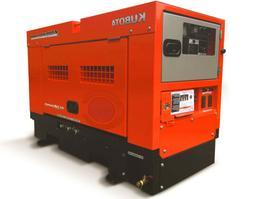Brand New Kubota GL14000 LowboyPro 14kW 14000 Watts Diesel G