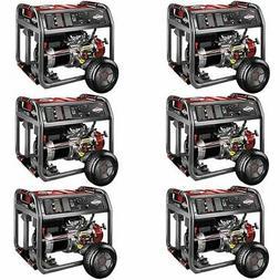 Briggs & Stratton Pallet of 6 - 8000 Watt Electric Start Por