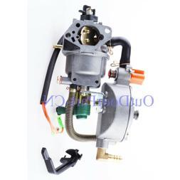 Carburetor Carb for Honda GX390 188F 5KW Water Pump Dual Fue