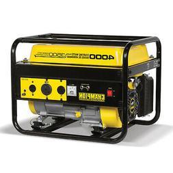 champion rv ready generator 3500 watt portable
