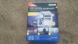 controls 8000 watt 6 circuit generator transfer