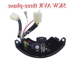 Diesel generator parts 5KW AVR three-phase voltage regulator