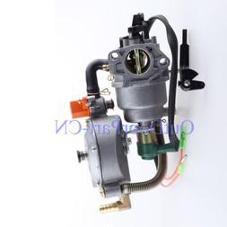 Dual Fuel Generator carburetor For Honda GX390 188F 5KW Aut