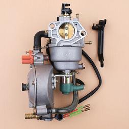 Dual Fuel Generator Carburetor For HONDA GX390 GX340 188F 5K