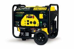 Dual Fuel RV Ready Portable Home Generator Power Generators