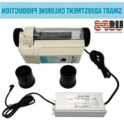 Easy Use Ec20 Salt Water Pool Chlorine Generator System Chlo