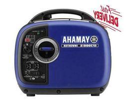 Yamaha Ef2000Isv2, 1600 Running Watts/2000 Starting Watts, G